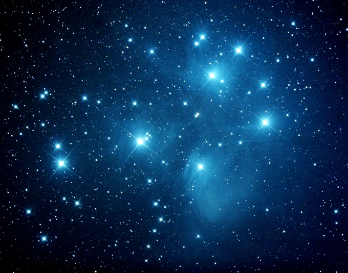 星が統ばる